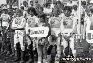 Donnie Hansen, Danny LaPorte, Johnny O'Mara, Chuck Sun Foto:motoxaddicts.com
