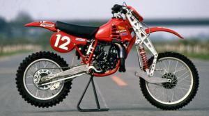 Honda RC125MT prototype