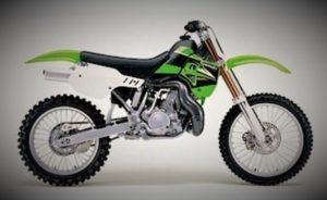 Kawasaki KX500 2004