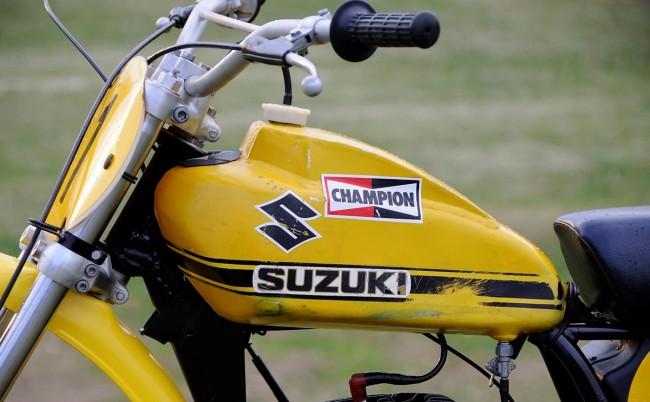 De beroemdste benzinetank uit de motorcross-geschiedenis!