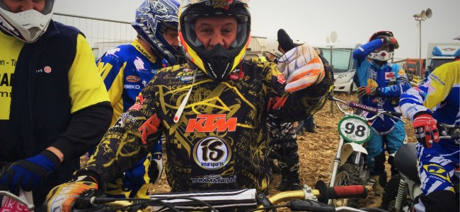VIDEO: Harry Everts spreekt. Deel 1