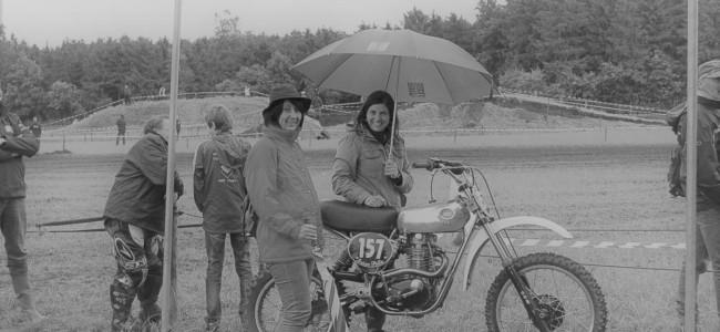 5 choses que seulement les femmes des pilots du motocross savent faire.