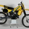 Iconische crossmotoren: De Suzuki RM125 van 1981.