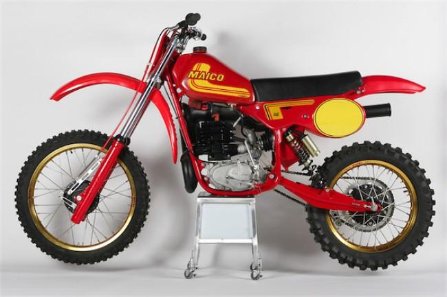 Iconische crossmotoren: De Maico MC490 Mega 2 van 1981.