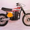 Iconische crossmotoren: De Yamaha HL500 van 1977.