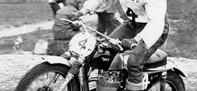 Het verhaal achter de titanium BSA uit 1966