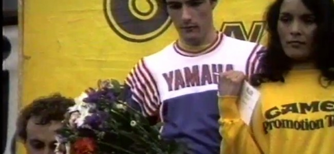 Video: Velkeneers wint GP125cc van Venray in 1982.