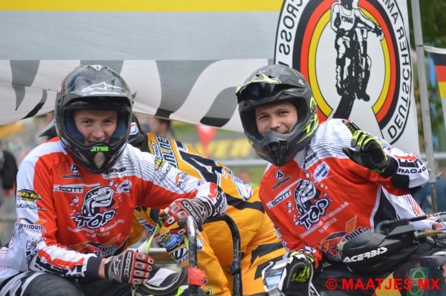Flutlicht Motocross Kleinhau: Hier zijn de foto's!