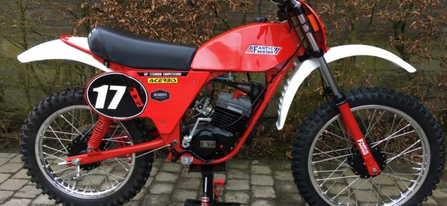 Techtime: Project Fantic Caballero Motocross deel 10