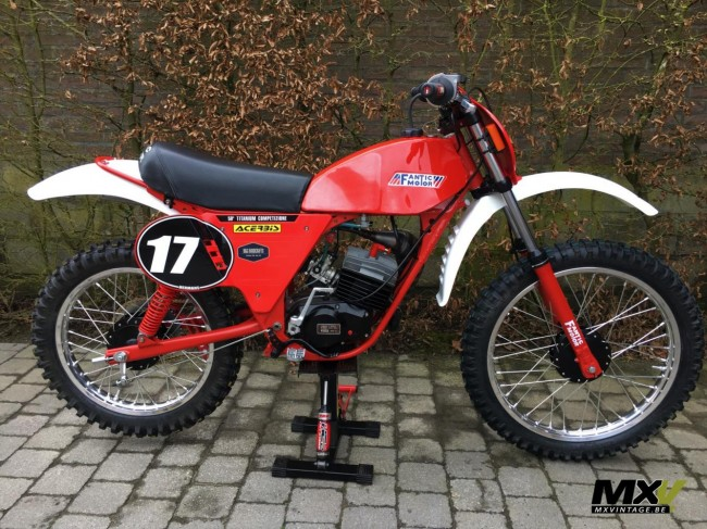 Techtime: Project Fantic Caballero Motocross: Deel 11 en slot!