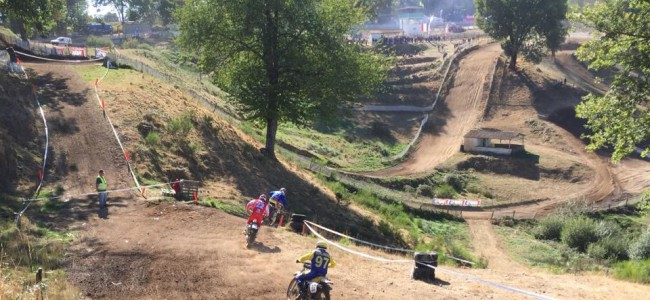 Internationale Vintage motocross Ahun: De resultaten!