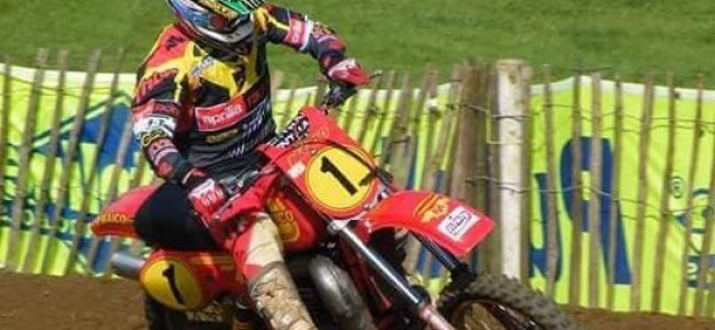 Breaking: Joshua Coppins doet mee in Farleigh Castle!