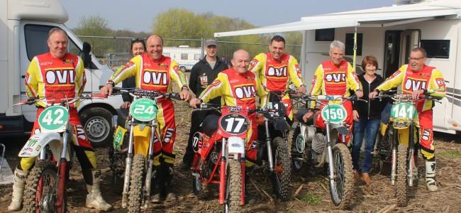 Team OVI/MXVintage: Zo verging het hen in 2018!