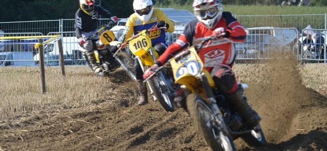 Photos Vintage motocross BOTC à Kersbeek!