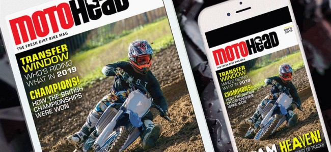Nieuwe MotoHead magazine #23 met klassiekers!
