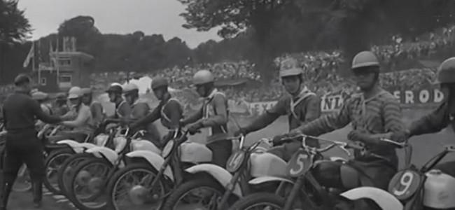Het motorcrossjaar 1964: Joël Robert voor het eerst wereldkampioen!