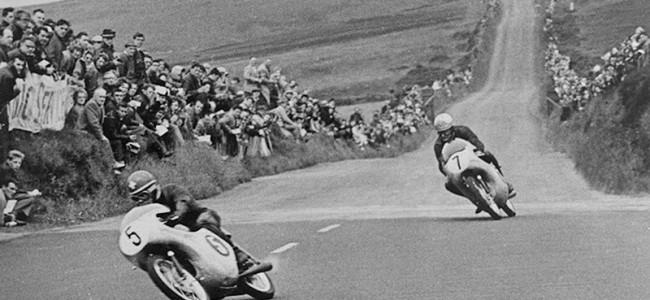 Tom Waes trekt naar TT races op het Isle of Man!