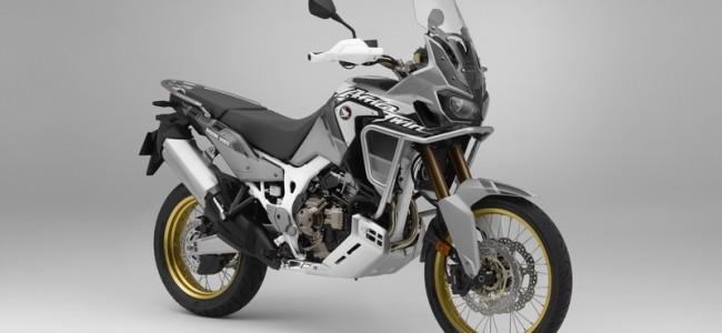 Honda maakt prijzen van nieuwe Adventure modellen bekend!