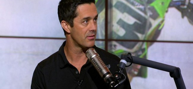 Video: Jeff Emig in nieuwe Whisky Throttle Show!