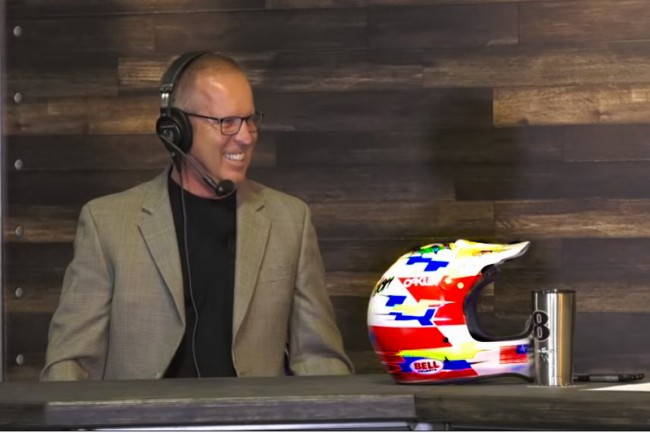 Video: Ricky Johnson in The Whisky Throttle Show!
