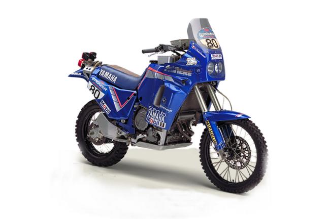 Paris-Dakar: De Yamaha XT500 en zijn pioniersrol in de woestijn! Slot