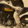 Video: De Ducati Scrambler Desert Sled op dikke noppen!