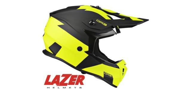 De nieuwe motorcrosshelmen van Lazer!