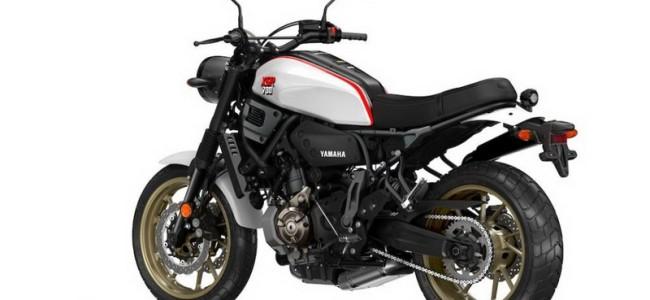 De XSR700 XTribute: Yamaha's eerbetoon aan de XT500!