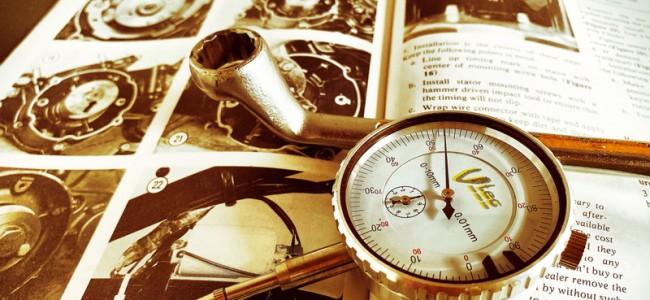 Haynes werkplaatshandboeken: Ook voor uw vintage crossmotor!