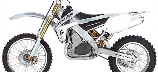 Rampzalig project uit het verleden: De Cannondale MX400!