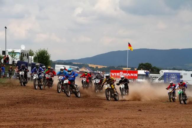 Eerste EK-wedstrijd Classic Motocross in Casale Monferrato!