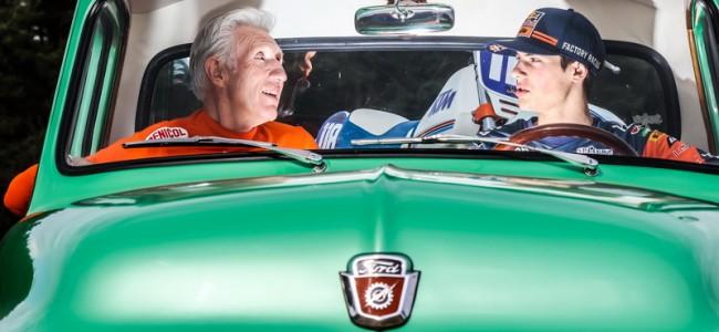 Foto's: Team OVI met Jorge Prado en Jaak Vanvelthoven!