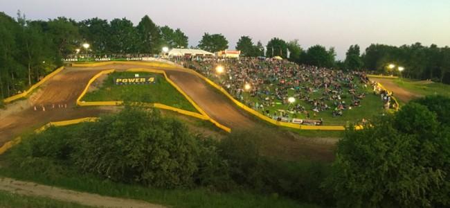 Flutlicht Motocross in Kleinhau geannuleerd!