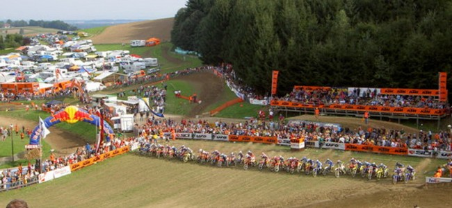 Nieuws van de internationale Classic Motocross in Schwanenstadt!