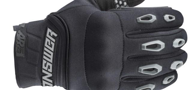 AR5 Mud Pro: Nieuwe off-road handschoenen van Answer!