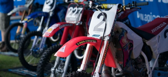 Apico 2-Stroke Festival start in Marshfield (UK)!