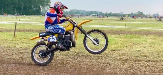 Video: Pré 78 en 4T Open oldtimercross Zoutleeuw!