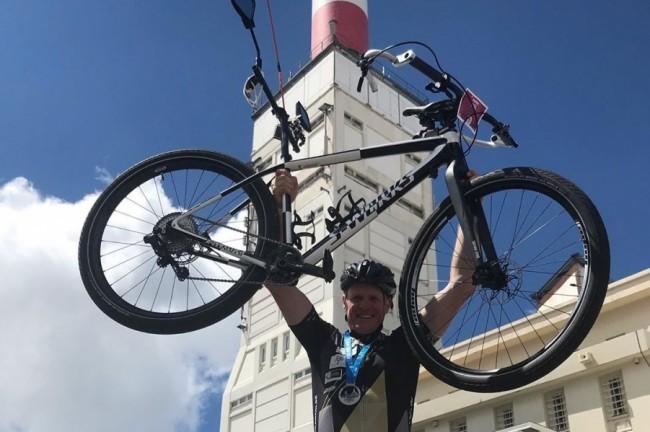 Mont Ventoux Challenge: Joël Smets doet het weer!!!