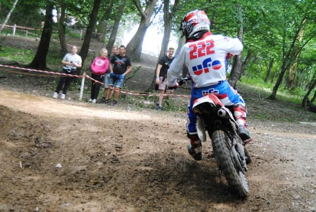 Oldtimercross Moresnet : Brugnetti à gagné la catégorie 125cc!
