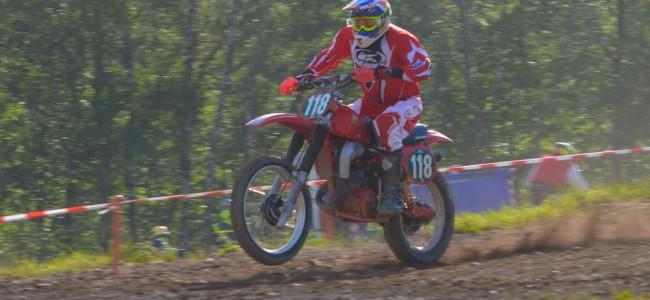 Update Flutlichtcross: Patrice Thioux wint in Kleinhau!
