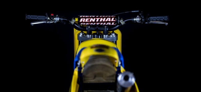 Foto: Suzuki RM500 project door Alain Maris!