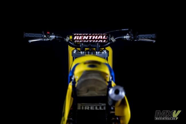 Foto: Suzuki RM500 project door Alain Maris!
