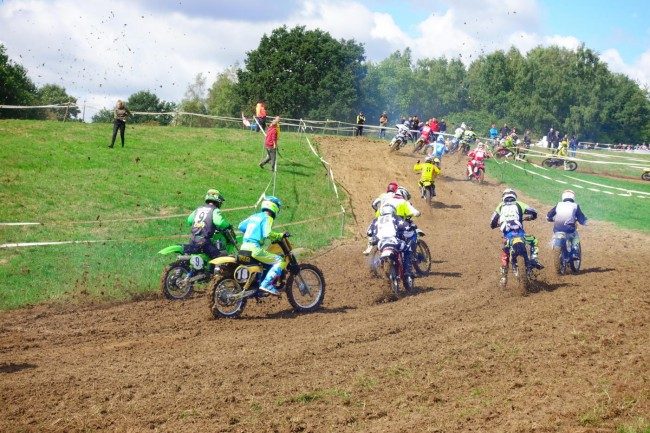 Timing BOTC11 Oldtimers cross Huldenberg!