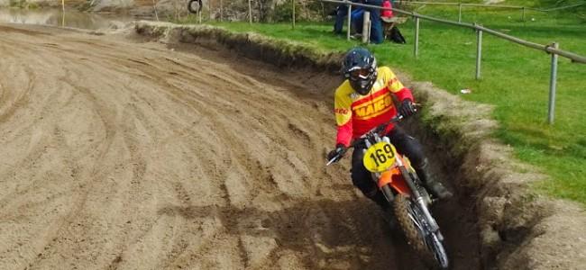 VMCN: De tussenstand van het NK Classic Motocross!
