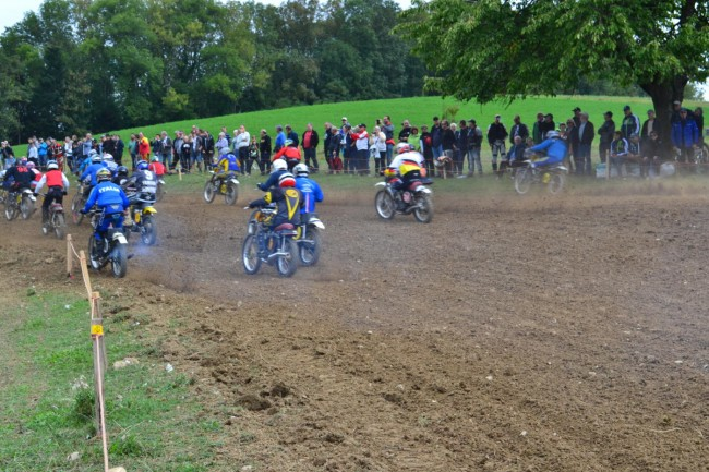 Internationale Classic motocross in Vully (CH)!