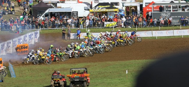 Video: Bradshaw en Brown geven motorcrossles in Farleigh Castle!