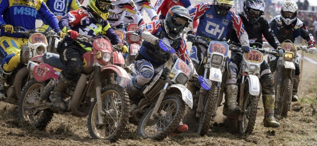 ISDE Portugal: Nieuwe categorie Vintage Veteran Trophy!