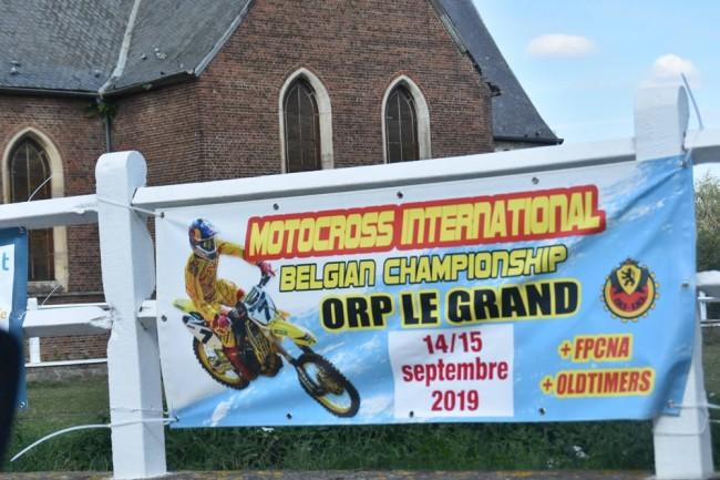 Baancheck: Nu zondag oldtimerreeks in Orp-Le-Grand!