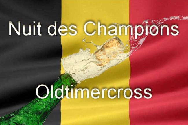 La nuit des champions a Tongres: Inscriptions jusqu'au jeudi 17 octobre!