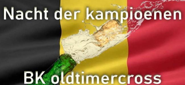 Kampioenenviering in Tongeren: Inschrijven tot en met 17 oktober!